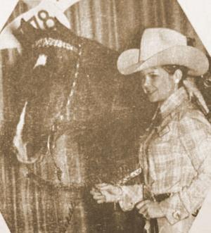 1978 Rodeo Queen
