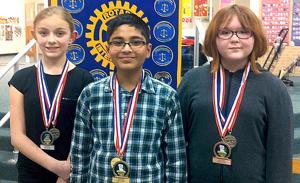 Galveston spelling bee winners