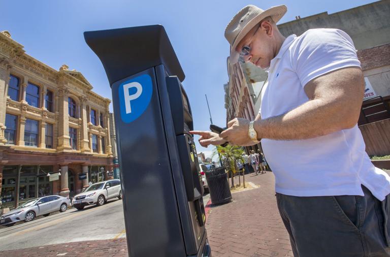 Parking gripes subside under newest downtown parking program
