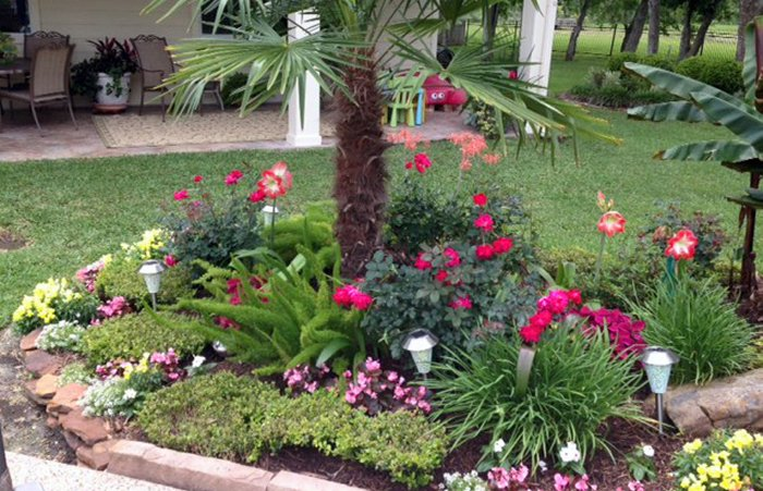 Friendswood flower show and garden tour is this weekend