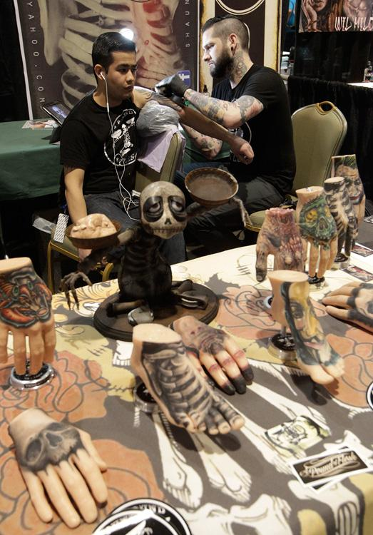 Gulf Shores Invitational Tattoo Expo