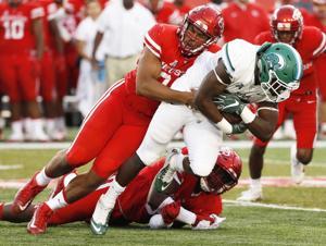 Photos: Houston vs. Tulane football
