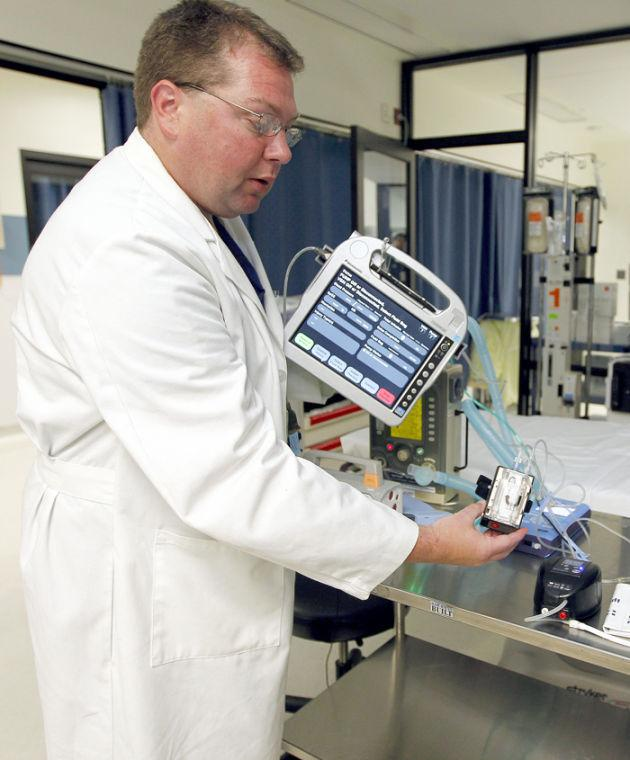 Critical Care in a backpack