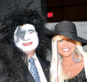 Vic Pierson and Gina Spagnola