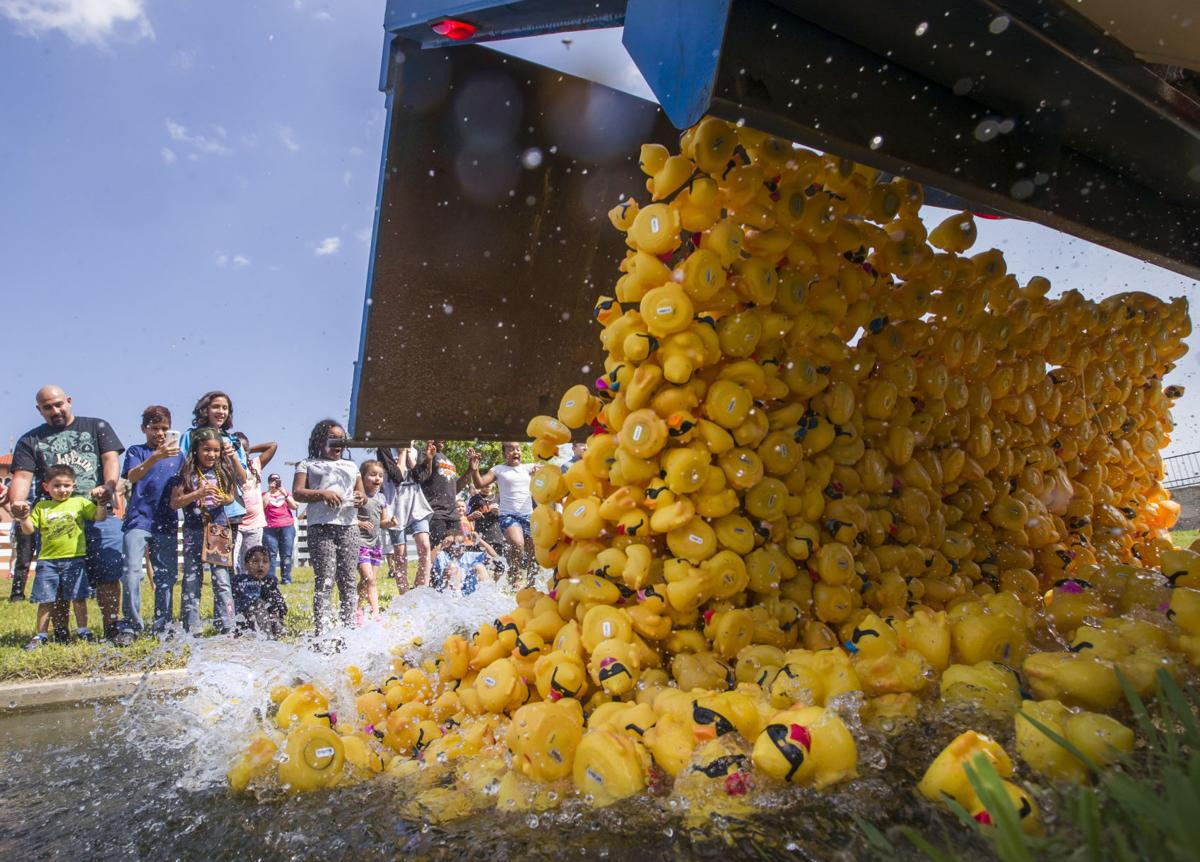 Texas City ISD Youthfest and Duck Derby