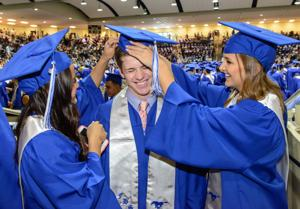 Photos: Friendswood High School 2016 Commencement