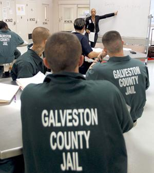 County inmates take on GED, skills classes to equip them for future outside of jail