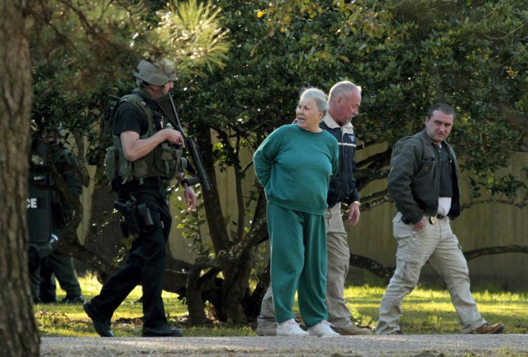 La Marque standoff ends peacefully