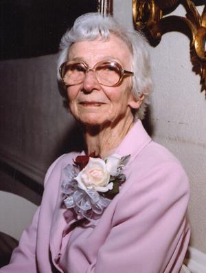 Thelma Ruth Land