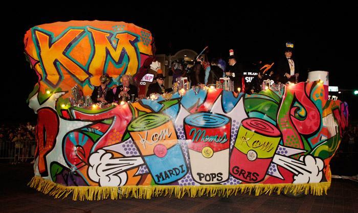Knights of Momus Grand Night Parade