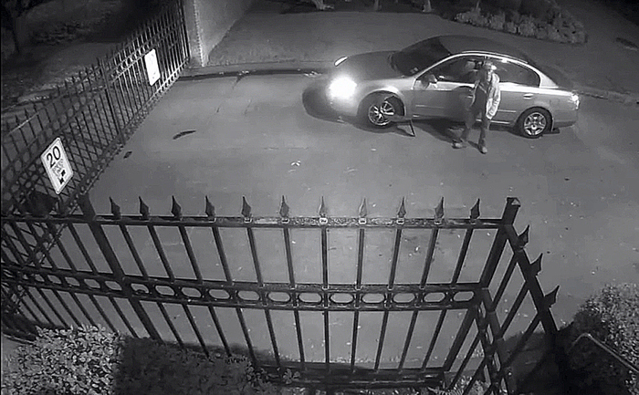 Video leads to charge in fatal hit-and-run