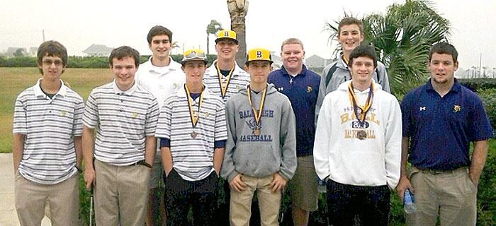 Ball High golf team