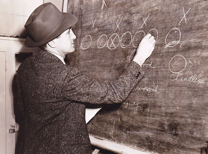 Coach William B. Bush