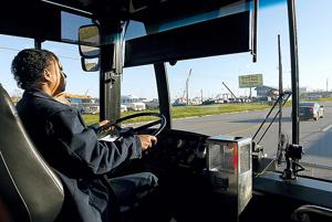 Galveston County transit