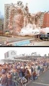 1999 Buccaneer Hotel Implosion