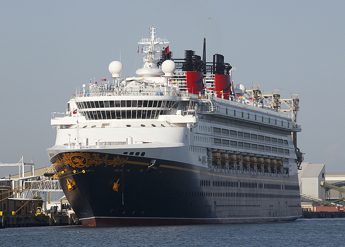 Disney Cruise Lines will stop sailing from the Port of Galveston beginning in 2014.