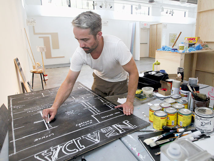 'New New Berlin! & NevADA ART FAIR'