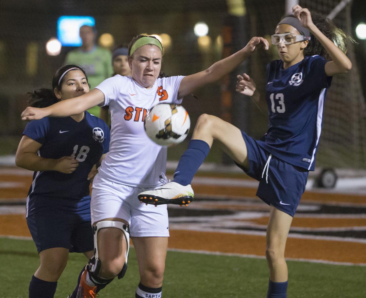 Texas City vs Manvel Girls Soccer