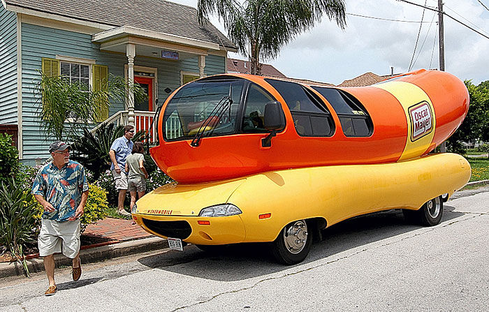 Lessonsfrommygrandson as well Driving The Wienermobile Could This Be The Best Job Anywhere together with 5 Packs as well 2015events further Article 70d97ebe 0109 11e5 Bed0 139aa2ecea58. on oscar mayer wienermobile bed