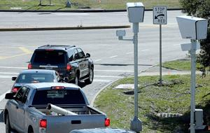 Discussion continues on red-light cameras