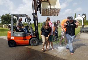 Haak  Winery's ALS challenge