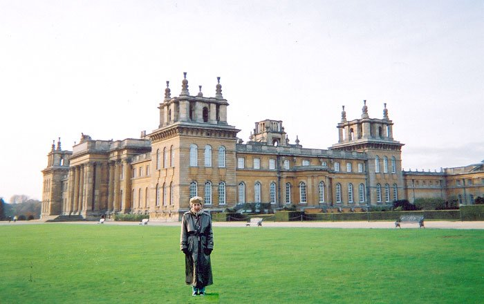 Great escapes: Blenheim Palace