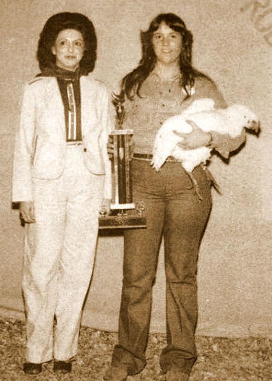 The 1979 reserve champion broiler