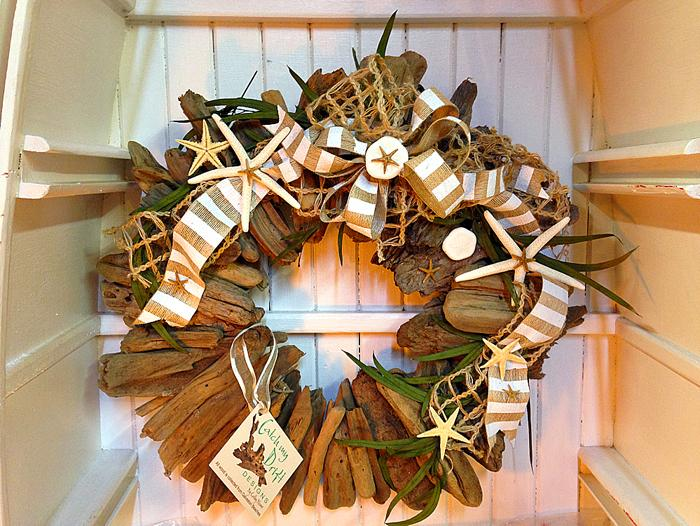 Gift Guide: Driftwood Wreath