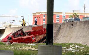 Fatal seawall wreck