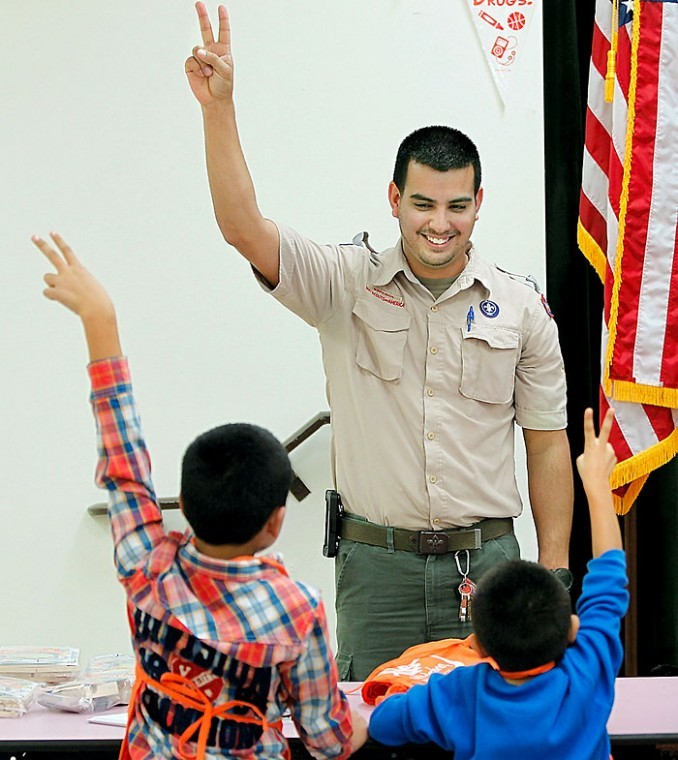 Boy Scouts launch county's first bilingual unit at Galveston school