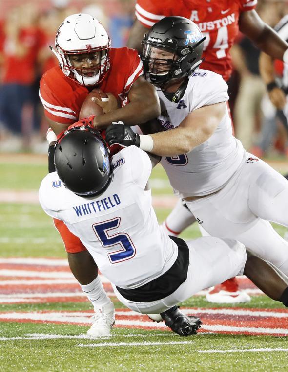 Photos Houston Vs Tulsa Football The Galveston County