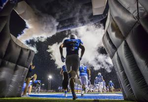 Photos: Friendswood vs. George Ranch Playoff Football