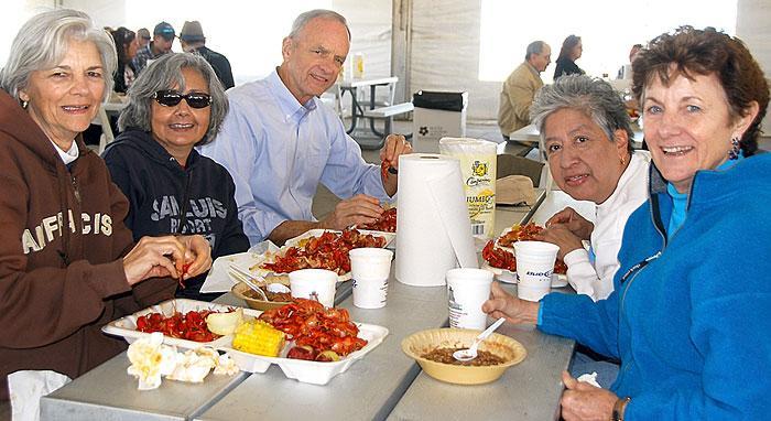 Rotary's Crawfish Boil to honor Lemonade Day winners