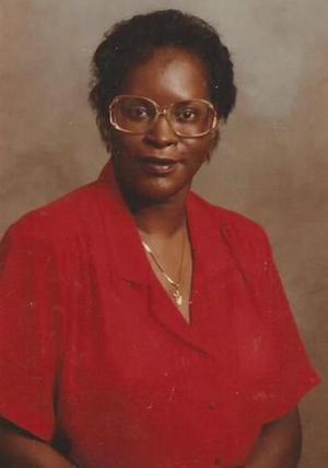 Mary Tyson Thomas