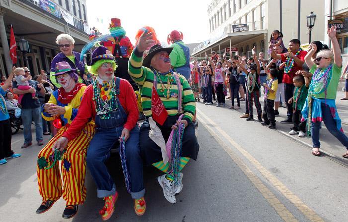 Shriners Hospitals for Children-Galveston Parade