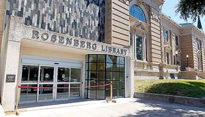 Isle's Rosenberg Library to reopen its first floor