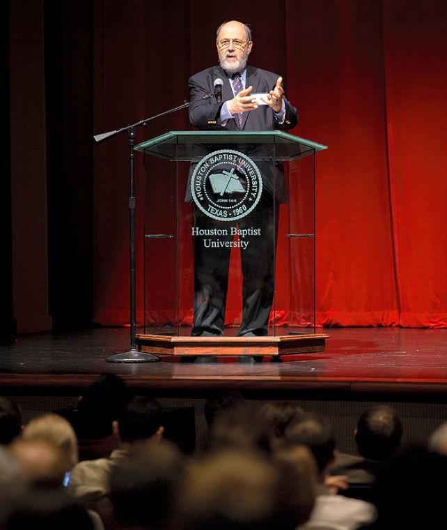 Houston Baptist presentation