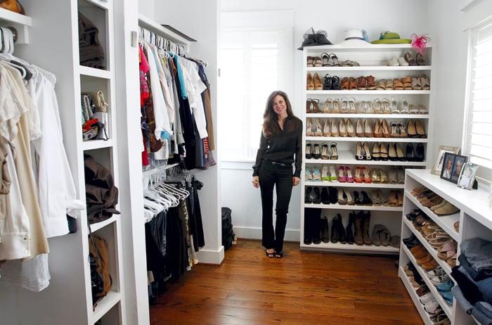 Closet Confidential: Stephanie Caravageli Vasut