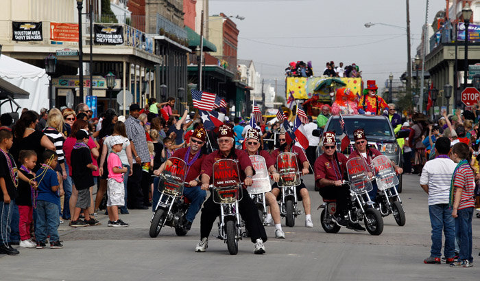 Shriners Hospitals for Children-Galveston Parade