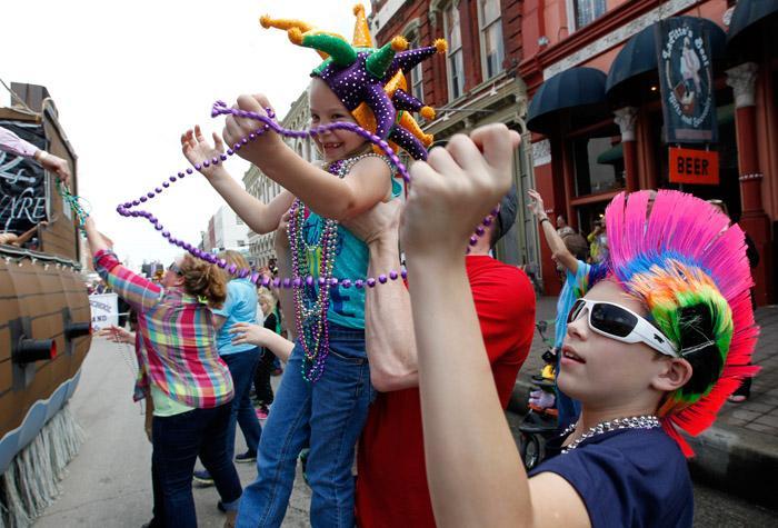 Sunshine Kids Parade