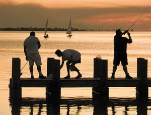 Get hooked on fishing