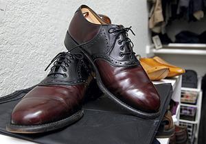 Sharp-dressed Man: Cruz Cortez
