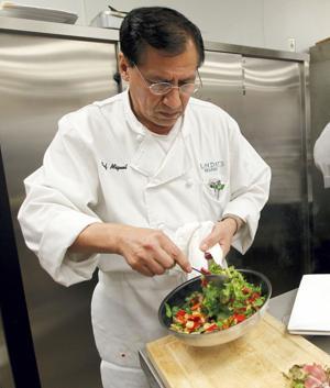 Chef Miguel Moreno