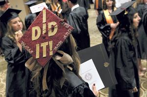 Texas A&M University at Galveston graduation