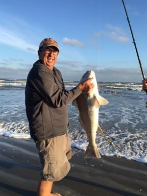 Cold weather dictates flounder run the galveston county for Galveston fishing report seawolf park