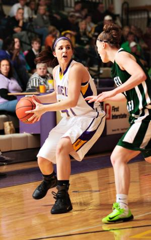 Camel girls roll up first win over Green River