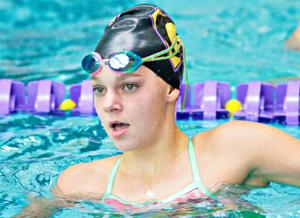 Sweet sweep: Gillette swimmers win opening meets at home