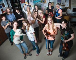 Academic rock stars