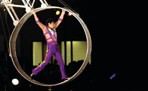 Tickets on sale for Shrine Circus
