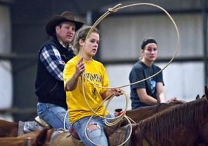 Gillette College rodeo teams fade in standings